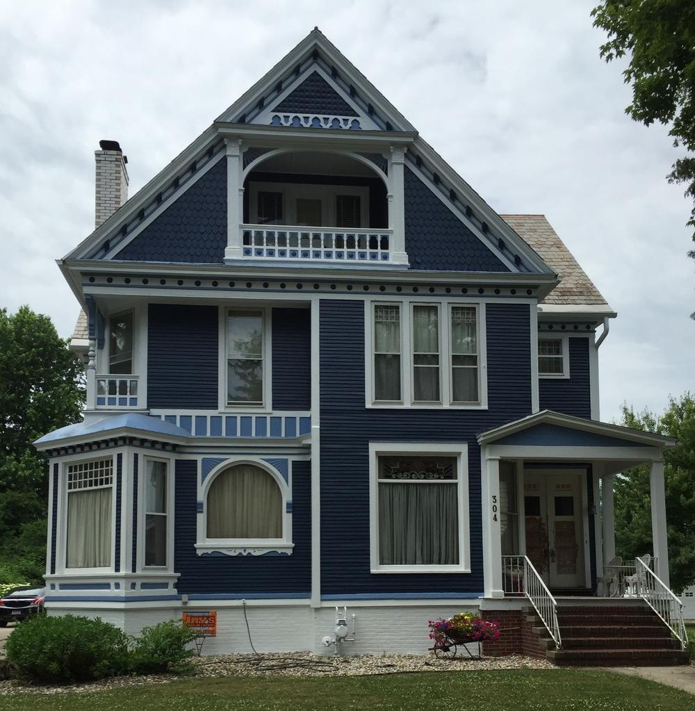 Shaw-DeGoode House, 304 Dennis Street, 1892