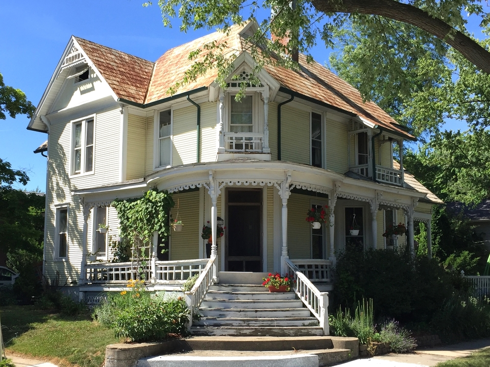 Christian Frederick Matthes House, 329 Toledo Street, 1885-86