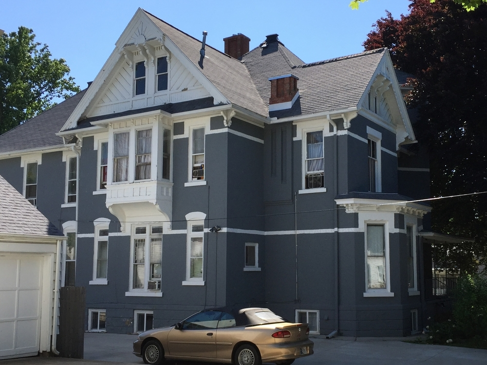 Robert Gilliland House, 304 North Clinton Street, c. 1890