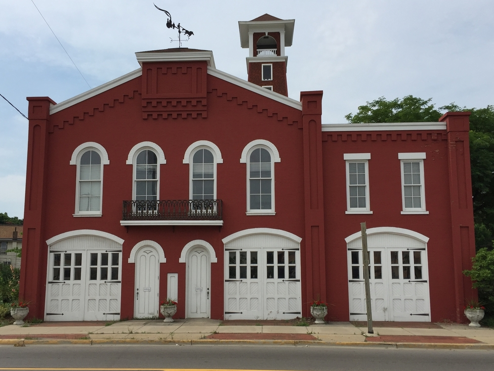 Adrian Fire Station #1, 132 East Church Street, 1855