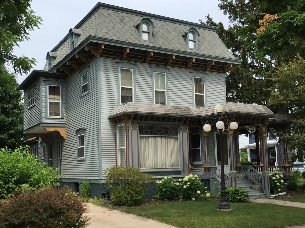 Cocker House, 312 Dennis Street, 1881