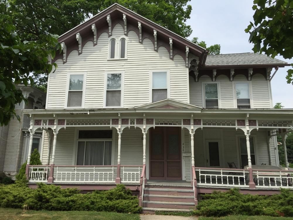 438 Dennis Street, c. 1870