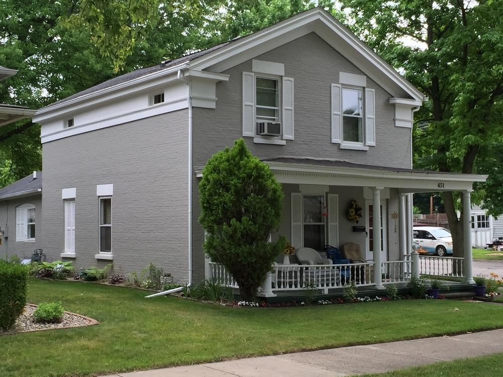 451 Dennis Street, c. 1850