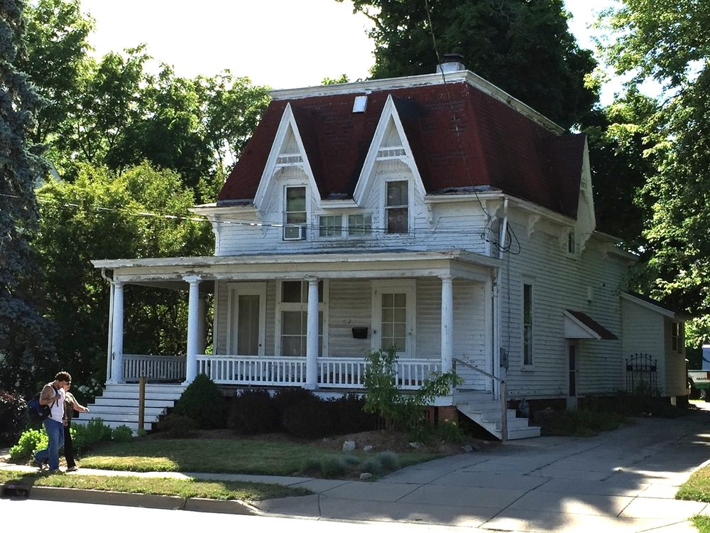 Kaiser-Robins House, 627 North Main Street, 1890
