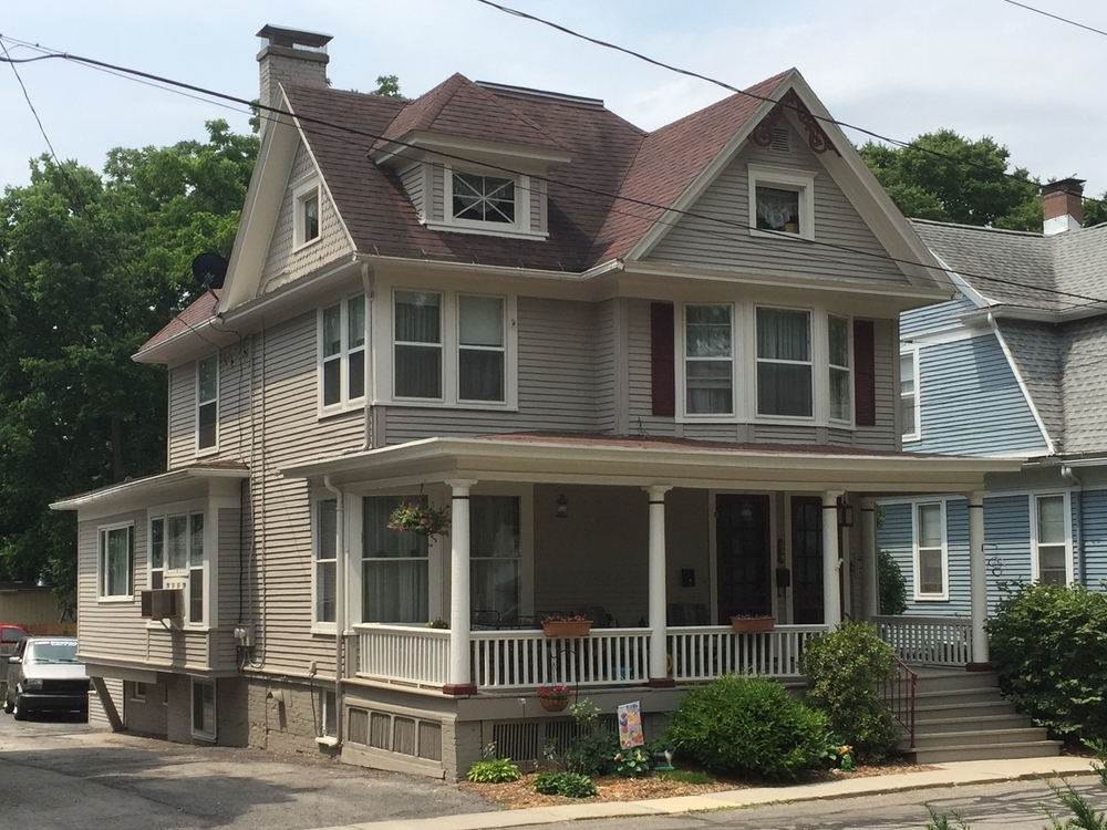 Conklin Crane House, 319 Ferguson Street, c. 1900