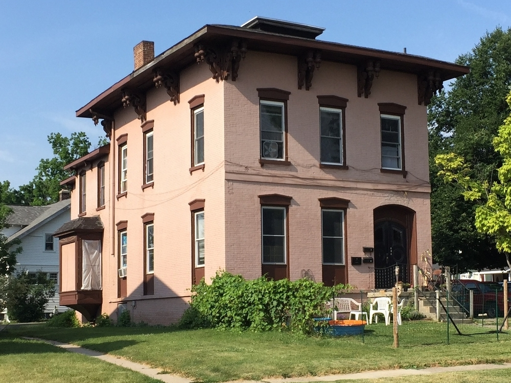 Governor William L. Greenly House, 507 West Maumee Street, 1853