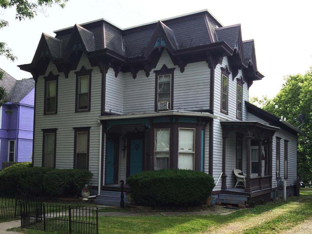 691 Dennis Street, c. 1875