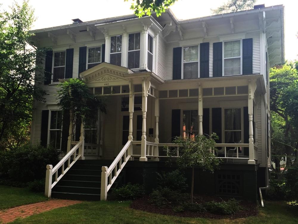 Ketchum-Hoben-Nelson House, 440 State Street, c. 1875
