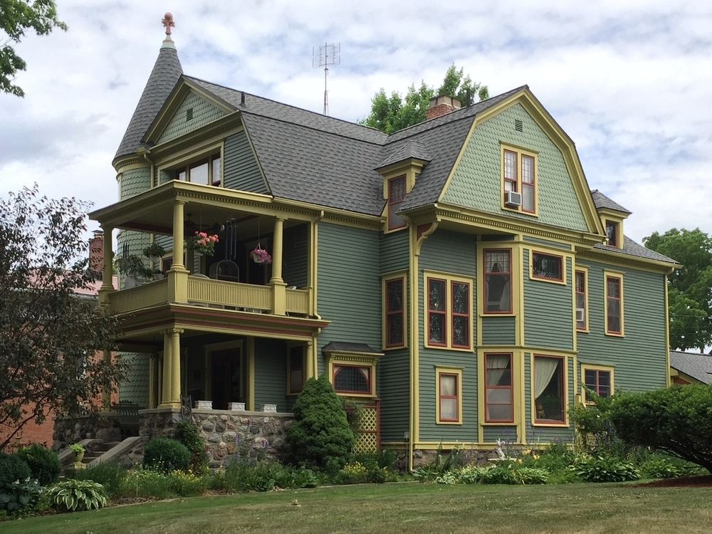 Raymond-DeMots House, 449 State Street, 1895-1902