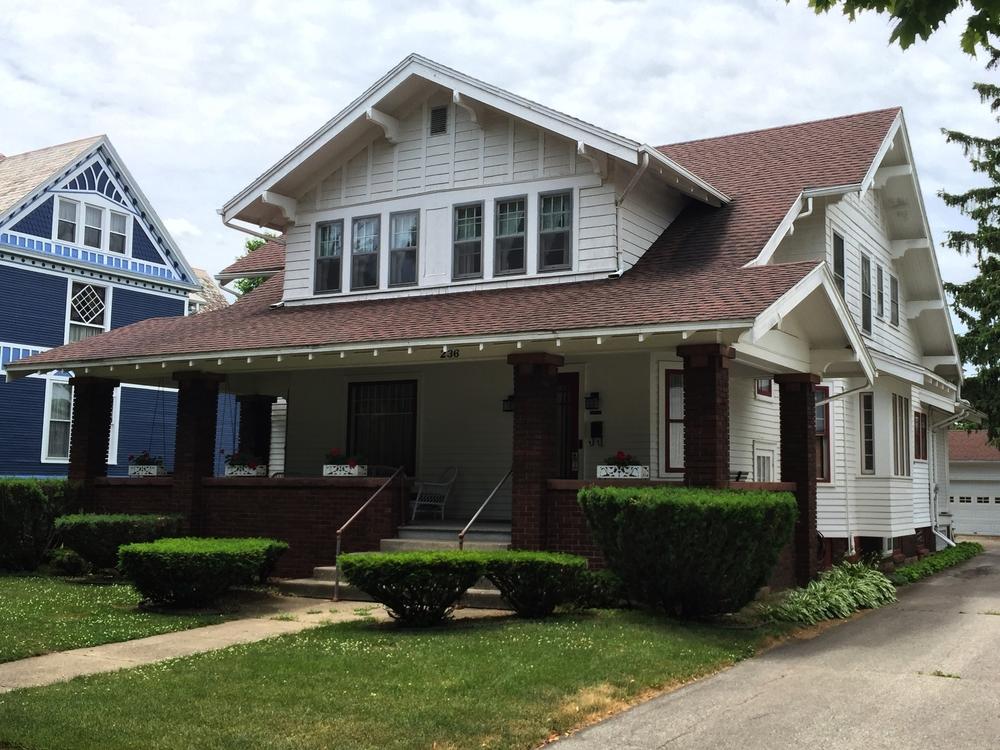 3. Park-Baldwin House 236 Dennis Street, 1920