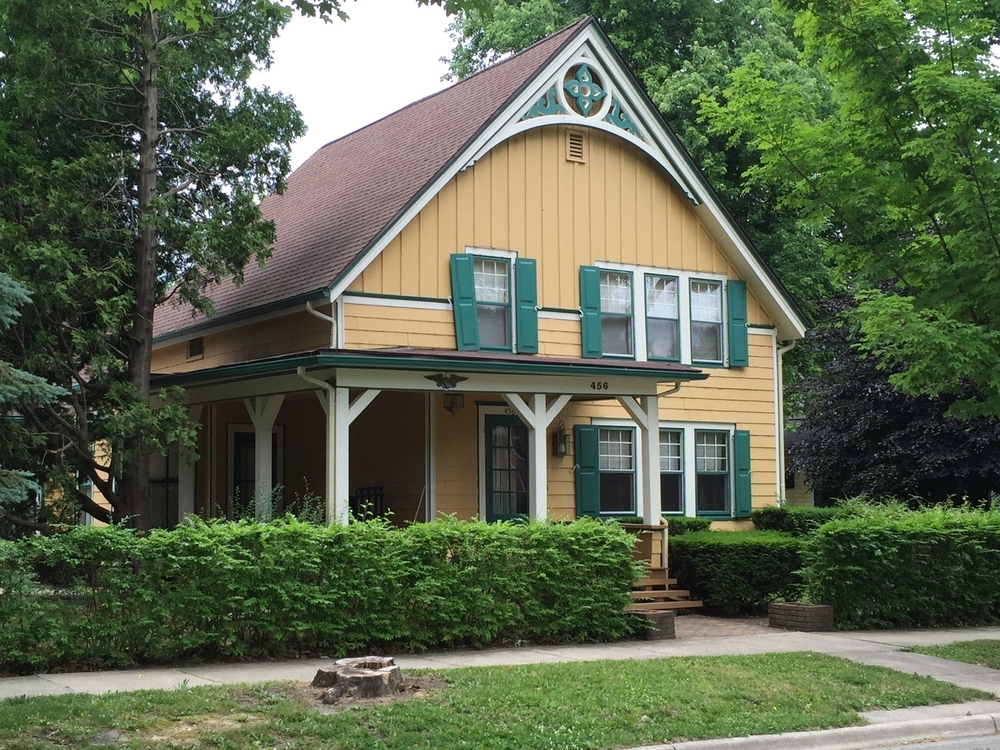 10. Damon-Ash House 456 State Street, 1855