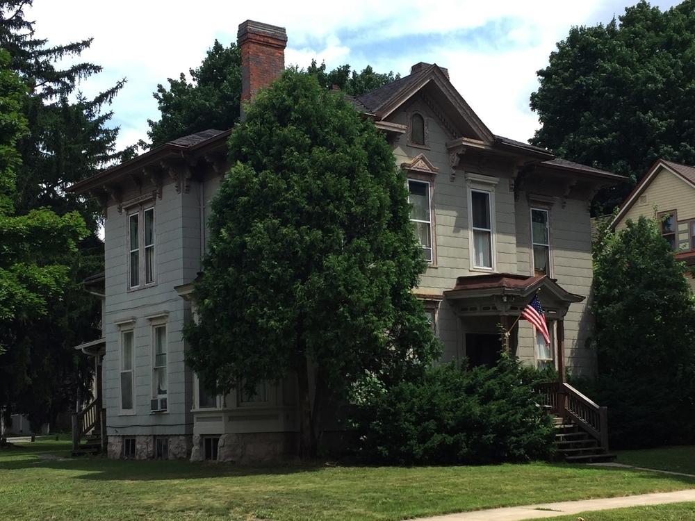 Archimedes Stevenson House, 305 Dennis Street, c. 1880