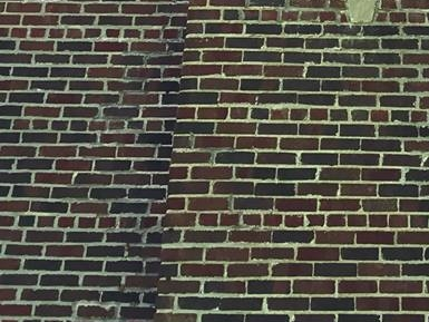 American Cross Bond Brick Pattern