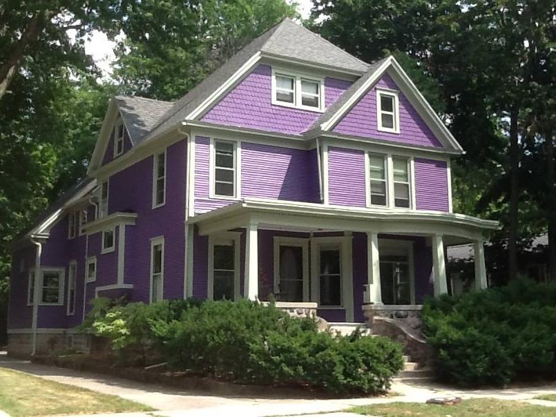 C. E. Bray House, 415 Dennis Street, c. 1905