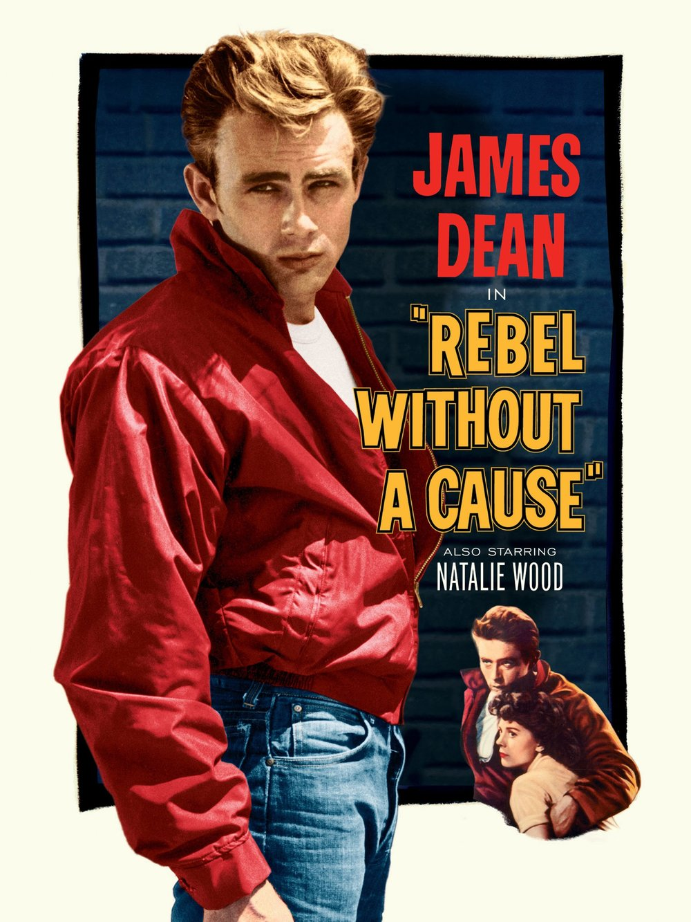James Dean Style Icon Rebel without a cause classic movies review