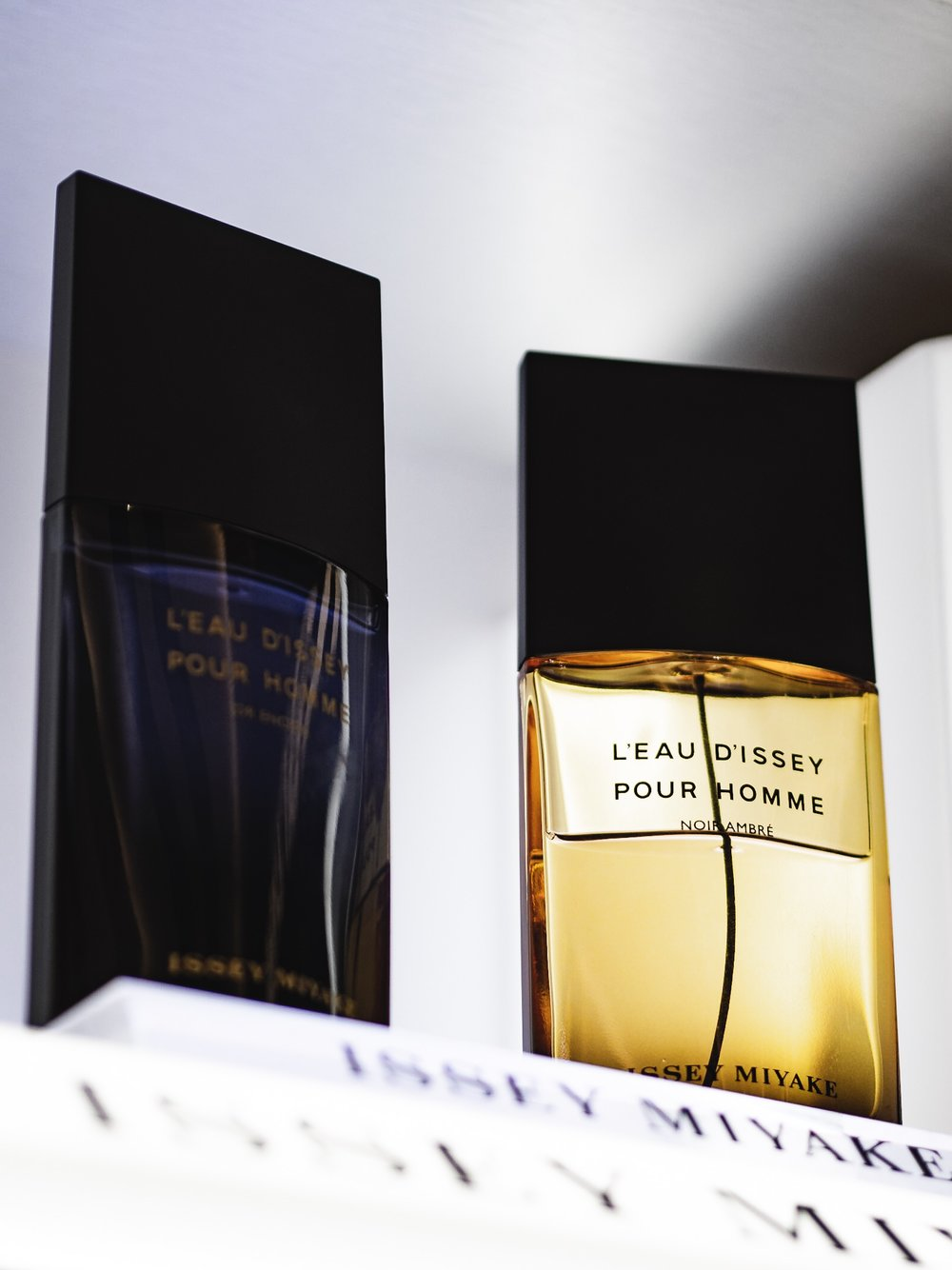 Heathrow Airport World Duty Free Fragrance Issey Miyake L'eau D'issey Pour Homme