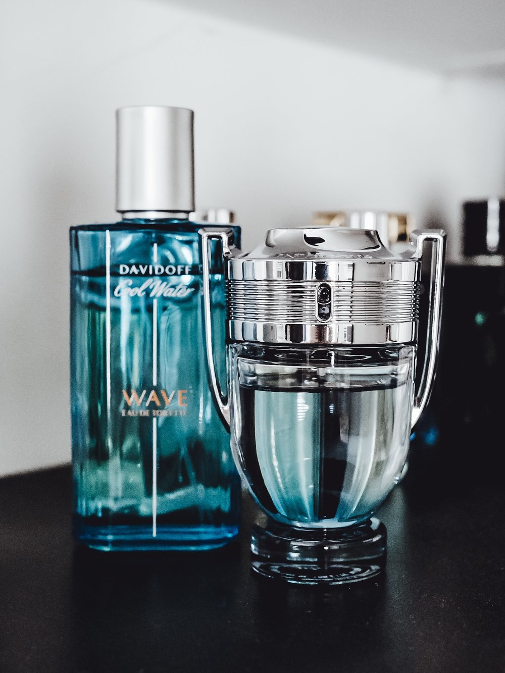 Davidoff Cool Water Wave Paco Rabanne Invictus Aqua Fragrance