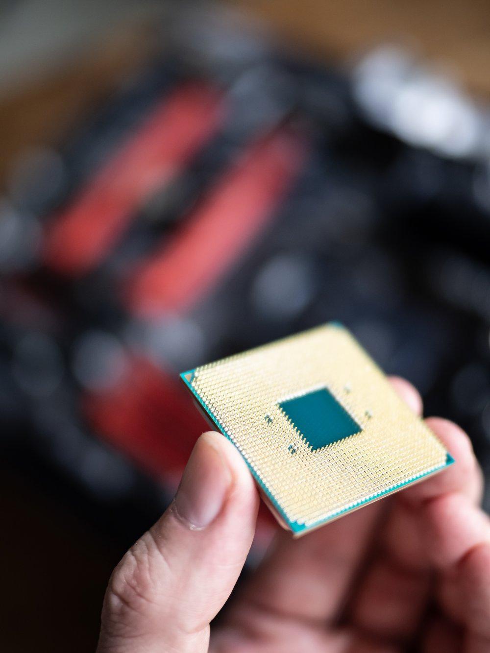 Gaming PC Build Ryzen 3 processor CPU