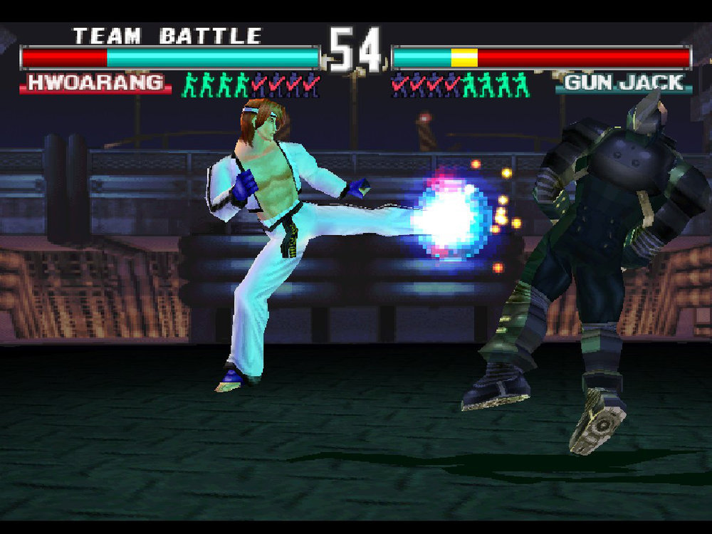 Tekken 3 Playstation Sony