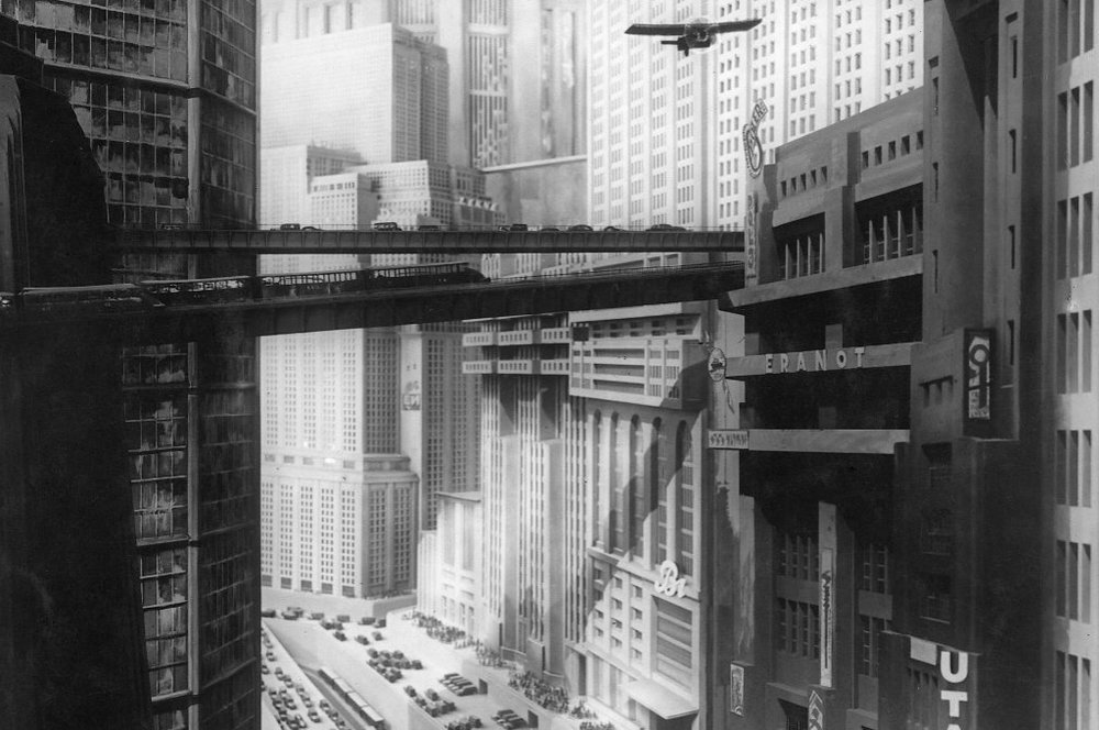 Metropolis 1927 Fritz Lang movie review