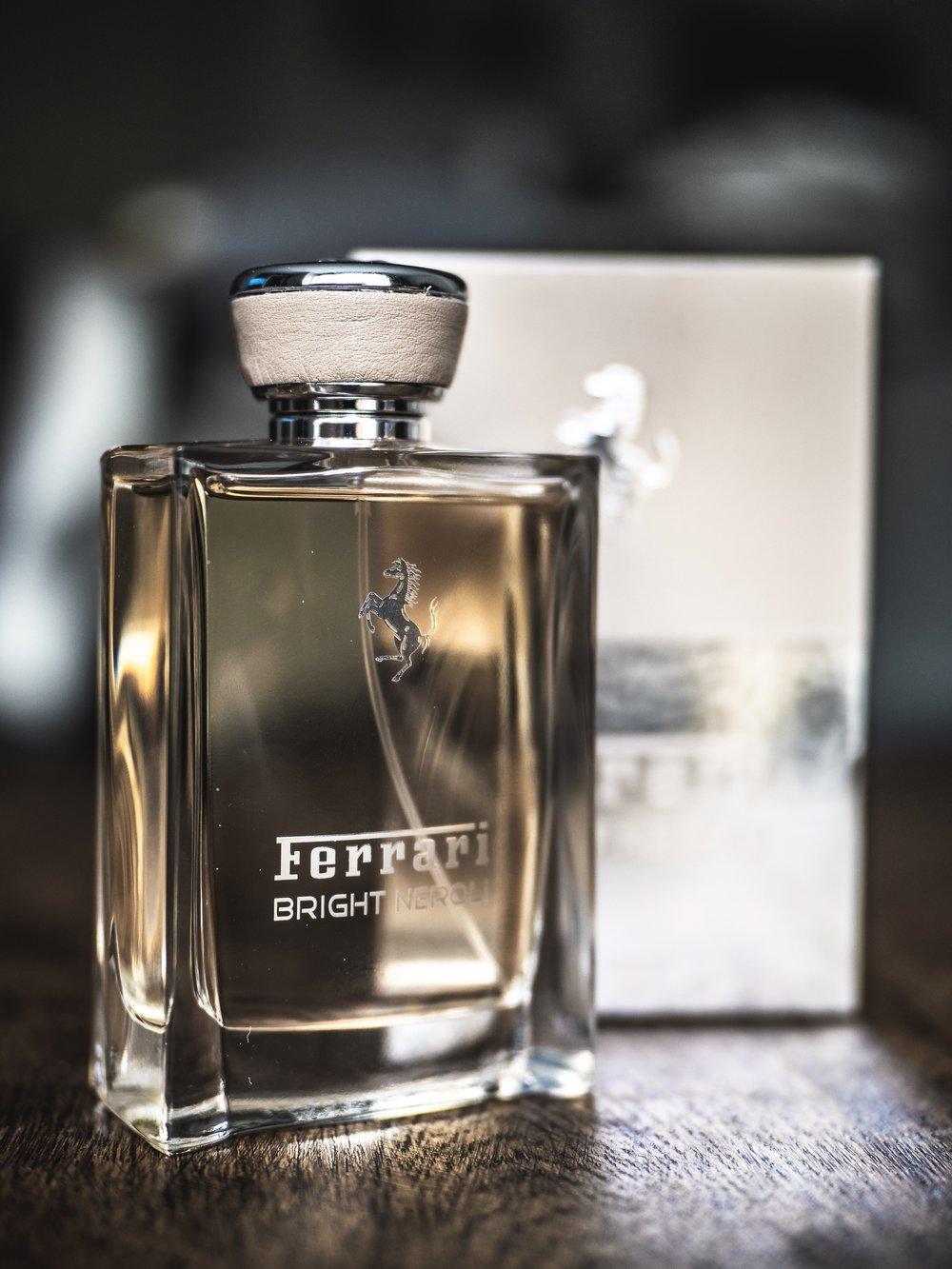 Fragrance Review Ferrari Bright Neroli Jay Mclaughlin Photographer