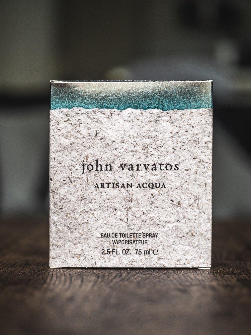 John Varvatos Artisan Acqua Review