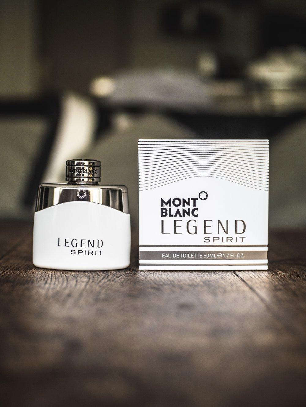 Mont Blanc Legend Spirit Review
