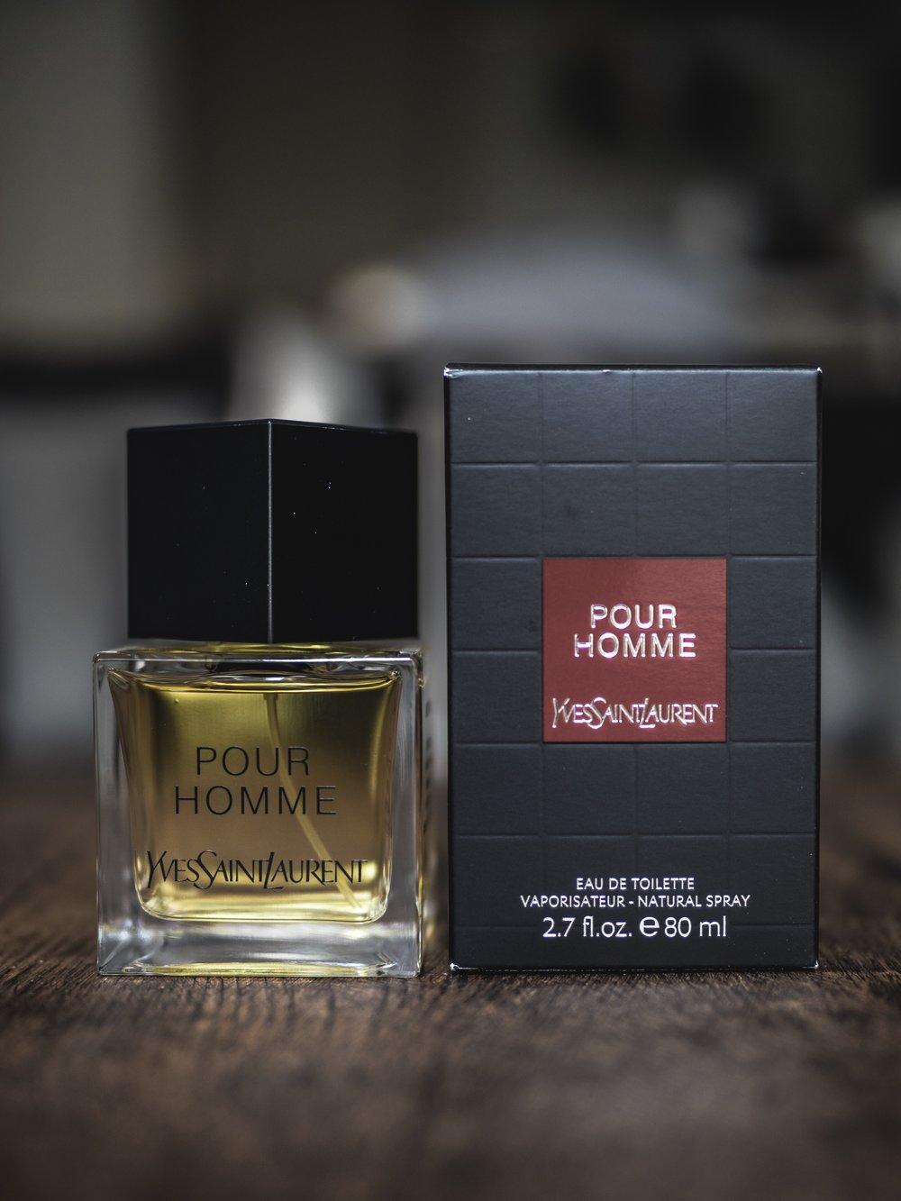 Yves Saint Laurent Pour Homme Review