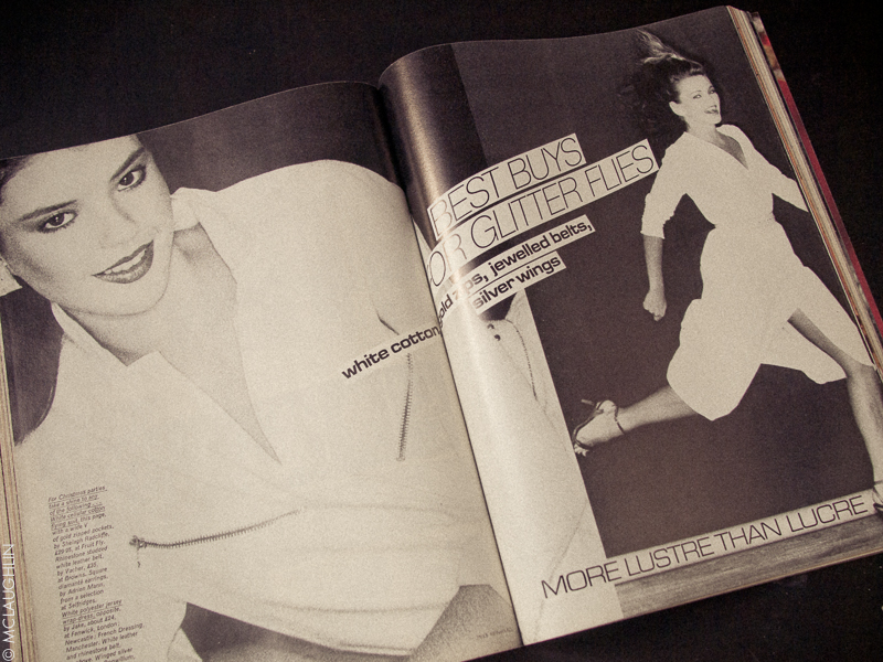 Vogue Vintage December 1979