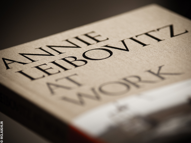 Annie Leibovitz At Work Book Review