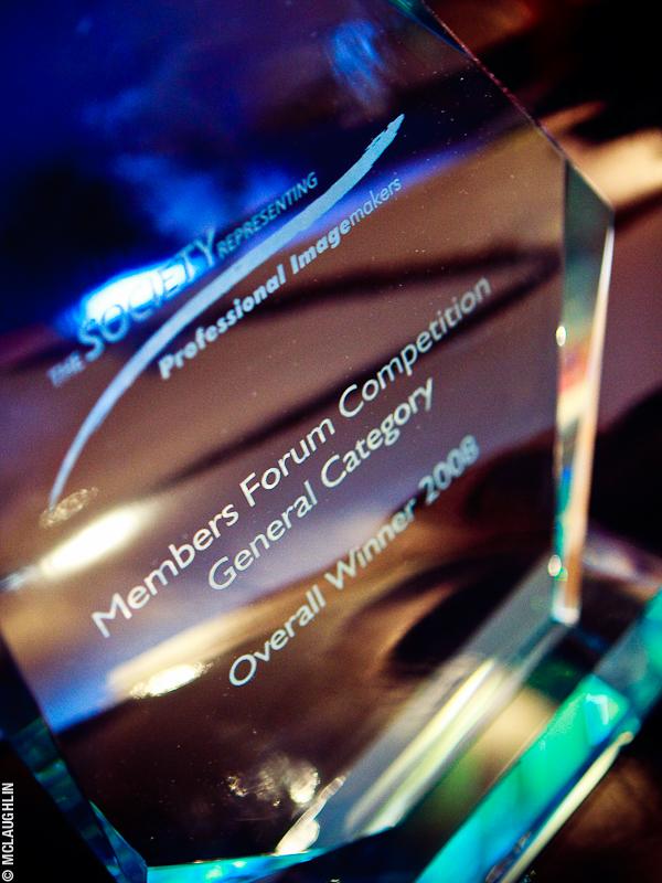 SWPP Award Winner Winning Trophy