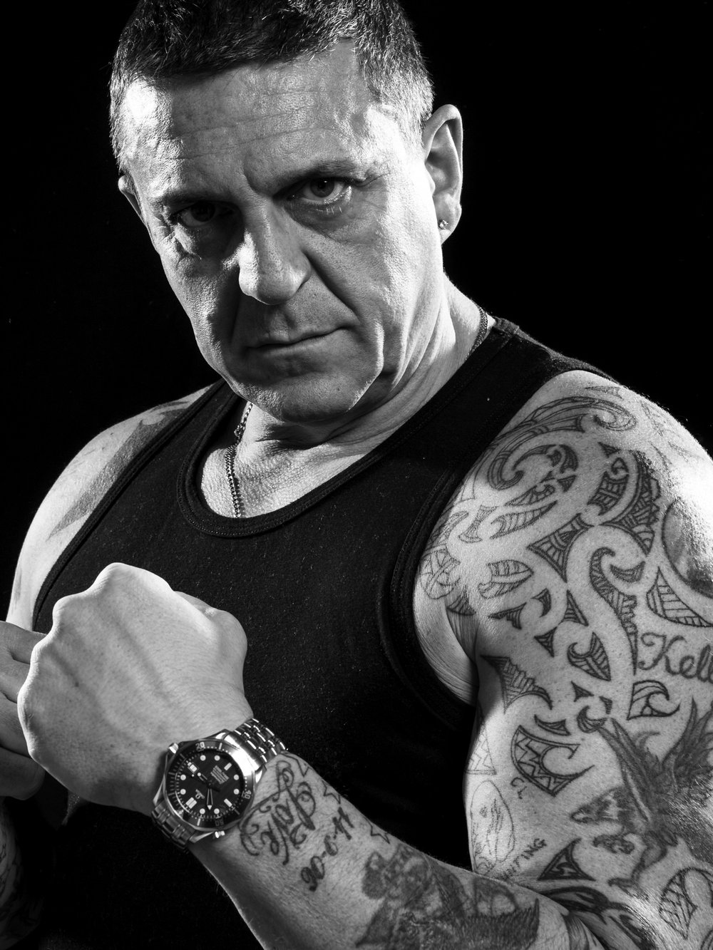 Touchglove Promotions Boxing Fight Match Nina Cranstoun Tony Denham Carlton Leach Football Factory Rise of the Footsoldier