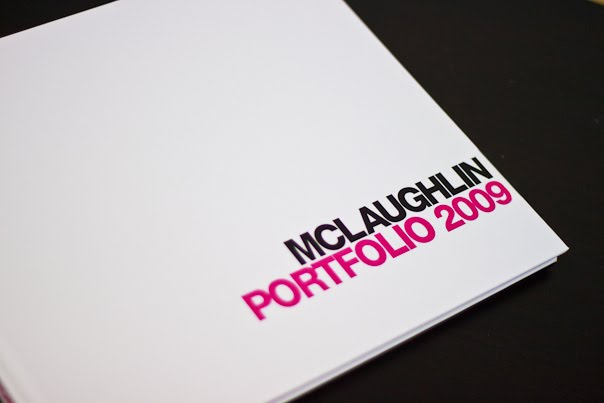 Jay McLaughlin Portfolio Blurb Book 2009