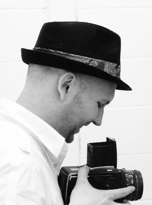 Jay McLaughlin Photographer Hasselblad 500cm Vintage Medium Format