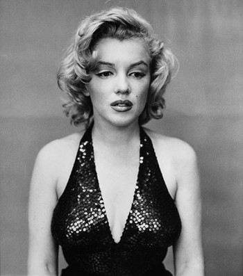 Richard Avedon Inspiration Marylin Monroe