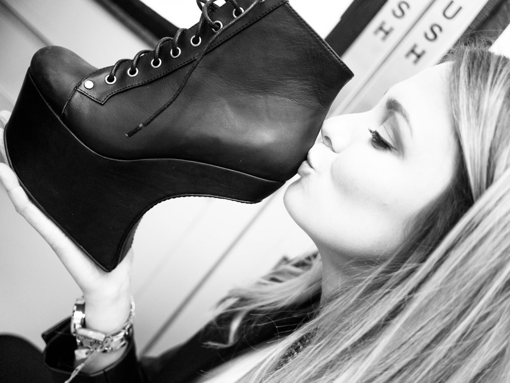 Regal Rose SS12 Campaign Photoshoot Fashion Jewellery Amy Wilson Jay McLaughlin BTS Behind the Scenes