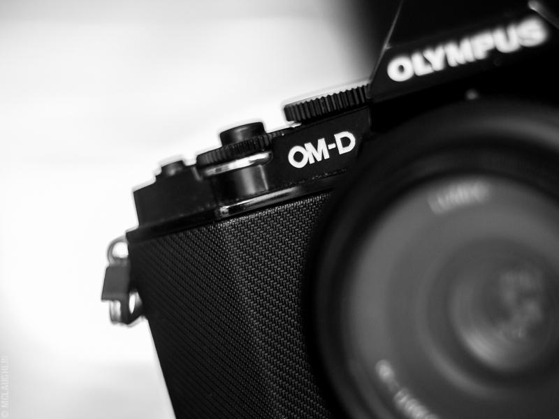Olympus OM-D E-M5 Camera Review