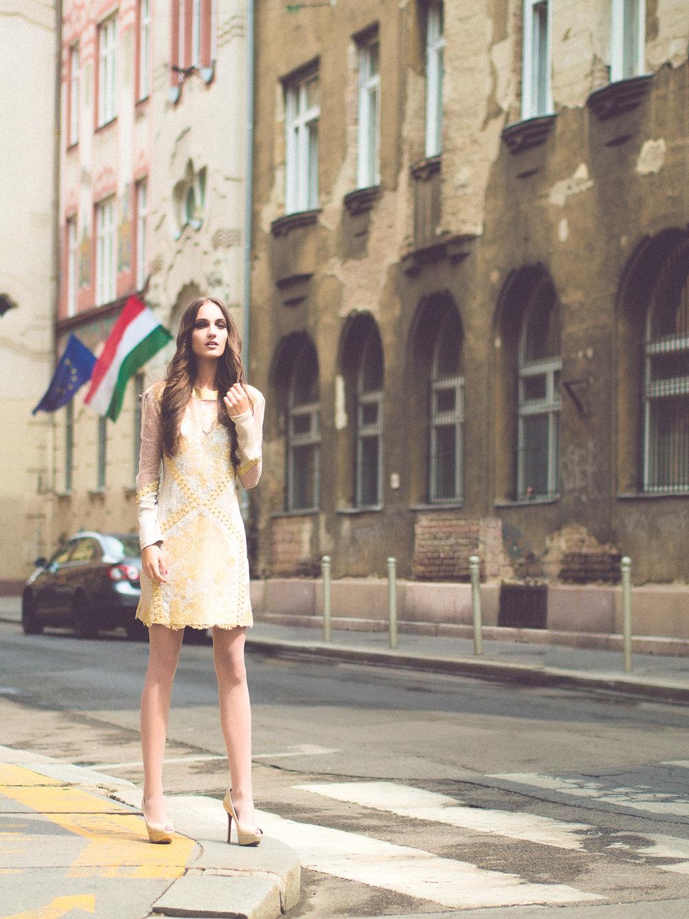 Jay McLaughlin Olympus PEN E-P5 Budapest Hungary Photoshoot Model