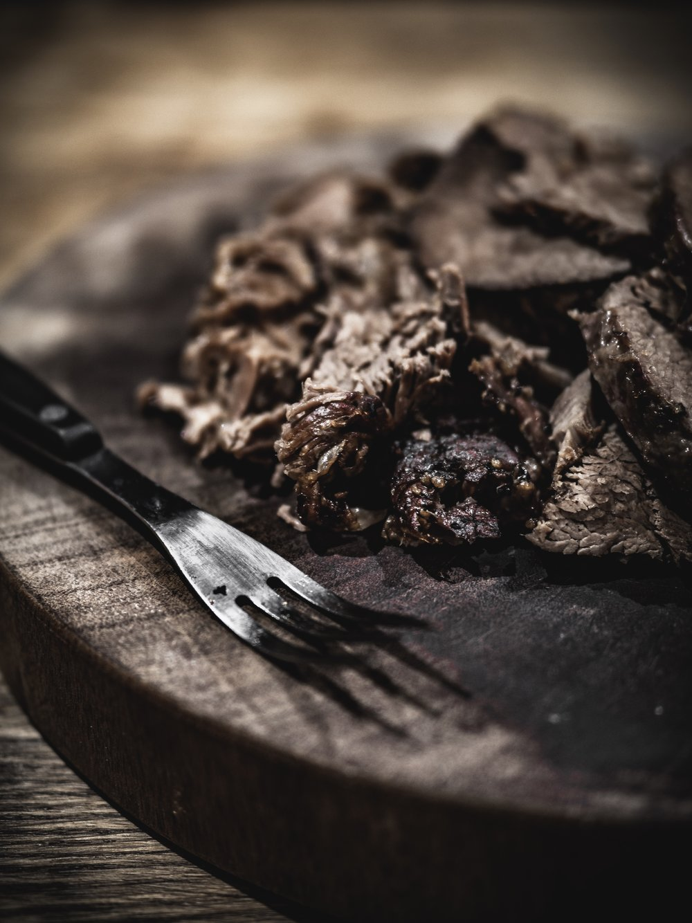 Carnivore Diet Zero Carb Slow Cooked Brisket