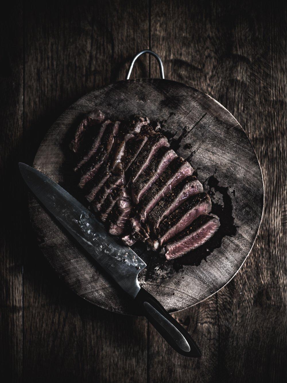 Carnivore Diet Zero Carb Keto Ketogenic Steak Ribeye