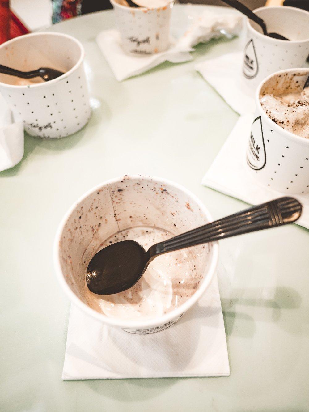 Milk & Cream NYC