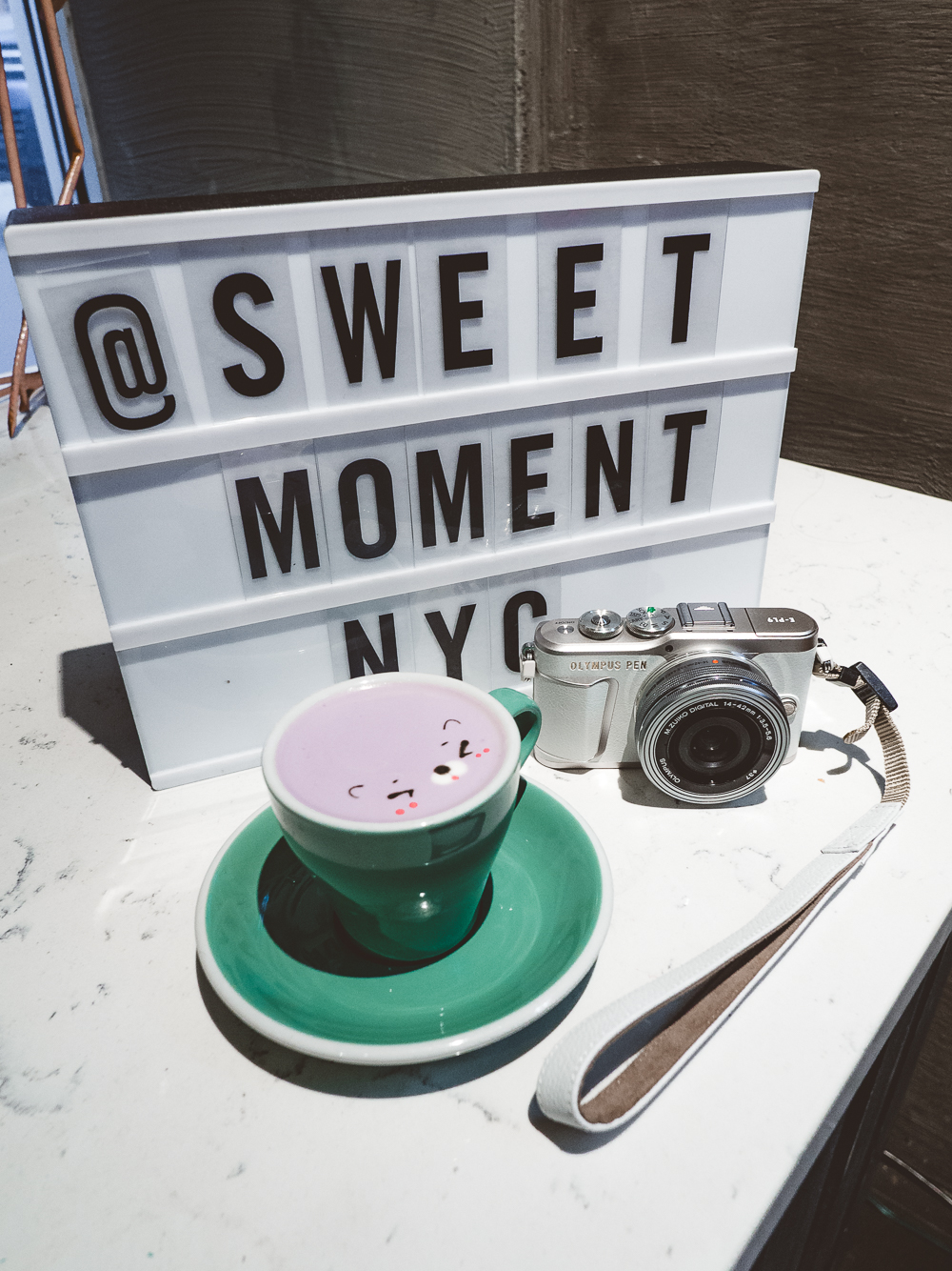 Sweet Moment NYC