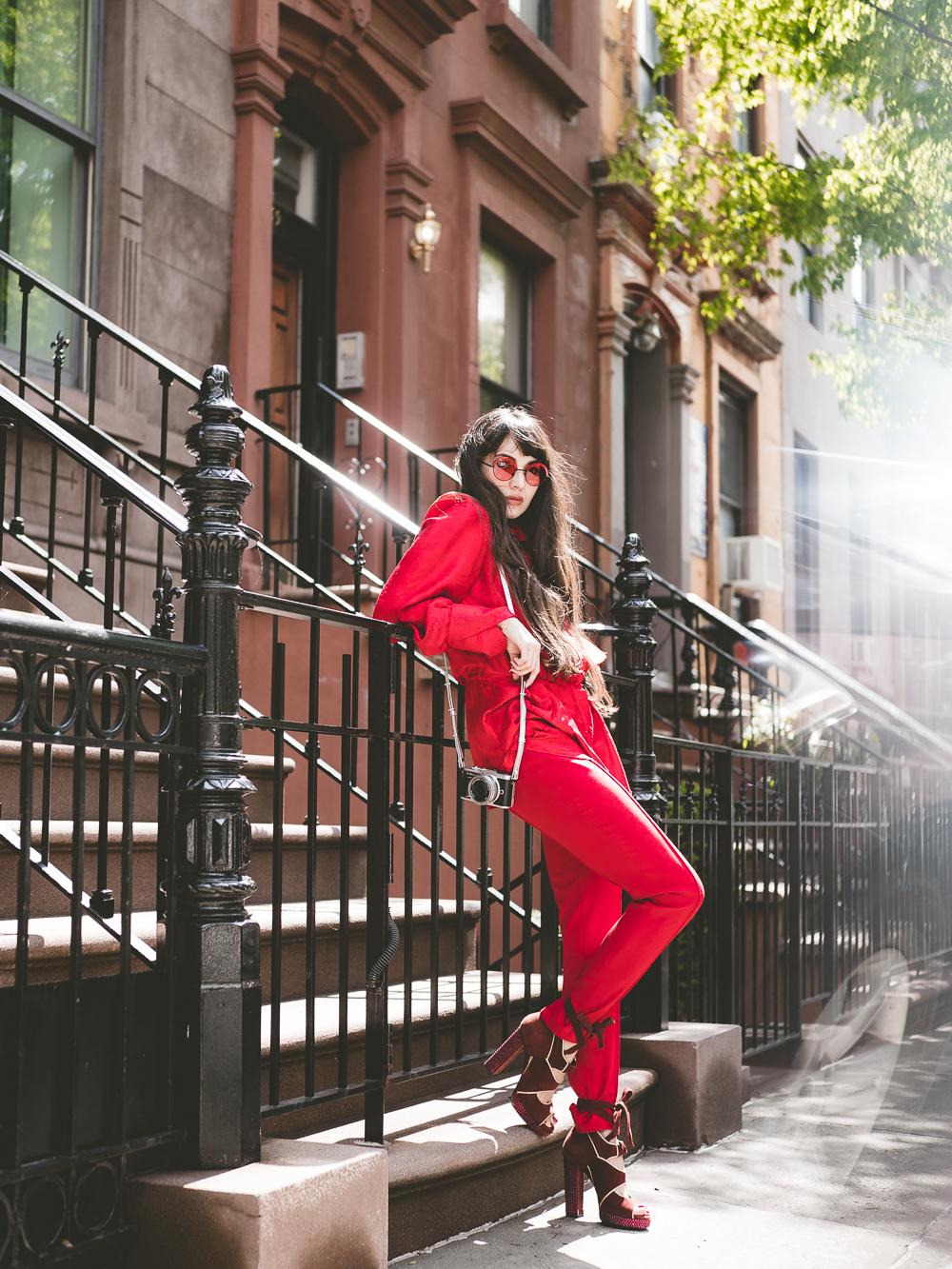 Zara Martin NYC New York City Harlem Olympus PEN E-PL9