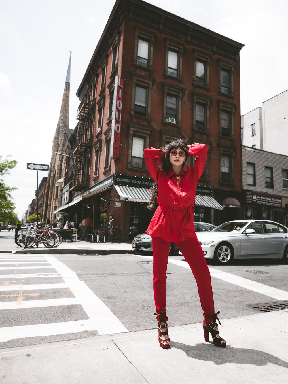 Zara Martin Harlem NYC New York City Olympus PEN E-PL9
