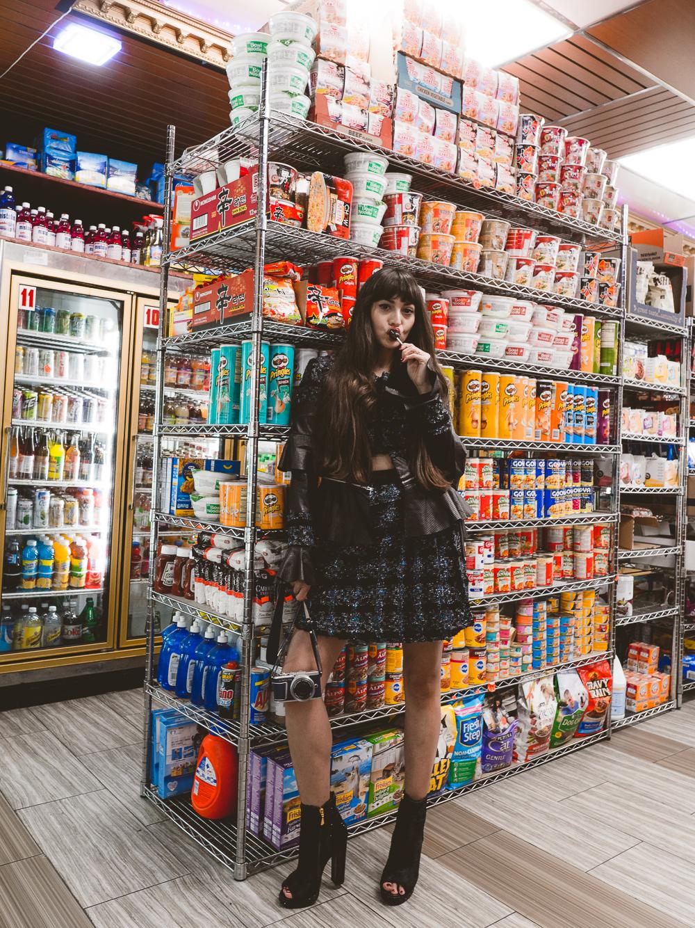 Zara Martin New York Deli NYC Olympus PEN-EPL9