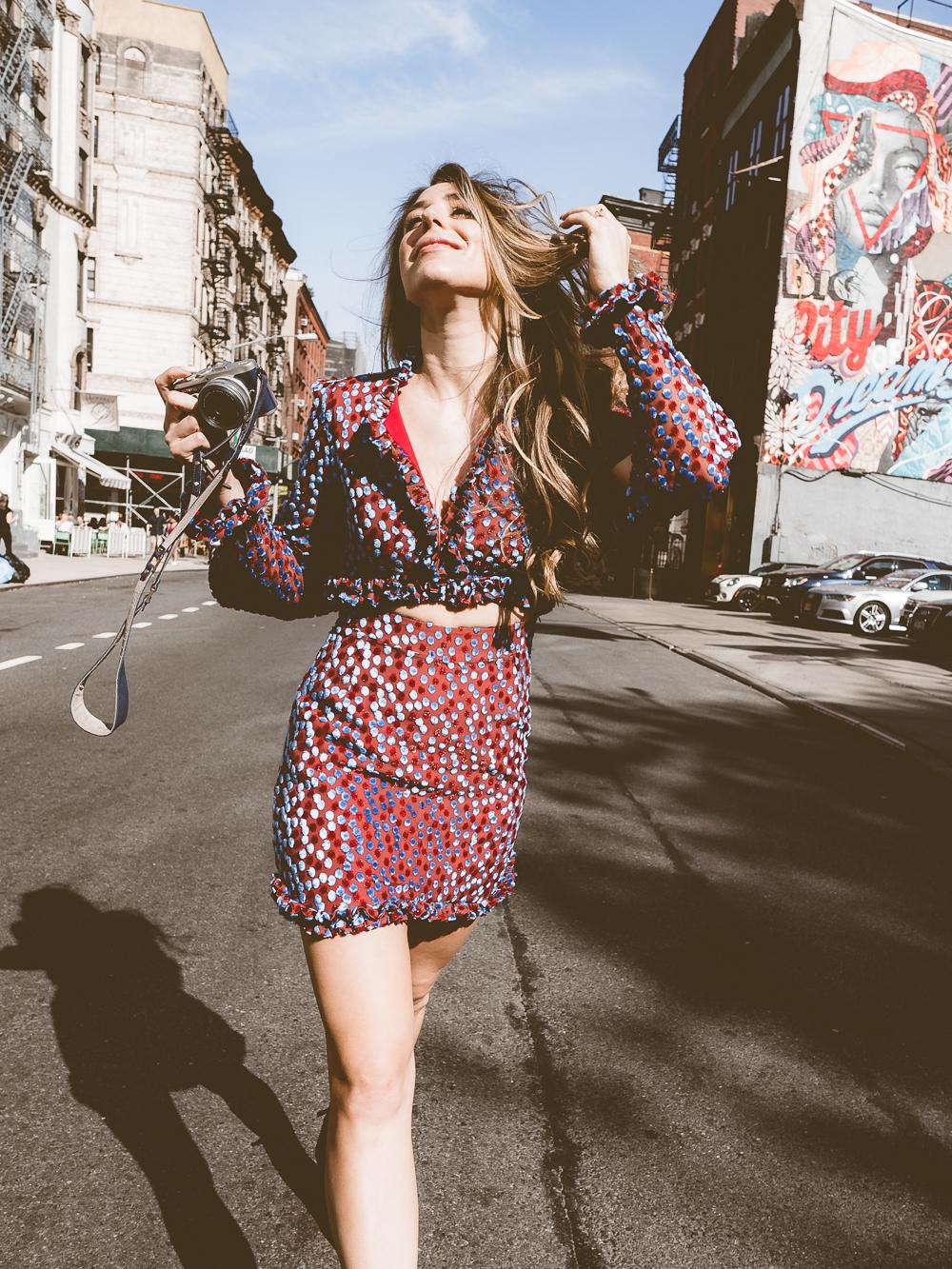 ASliceOPi Andrea Pion Blogger New York City NYC Olympus PEN E-PL9