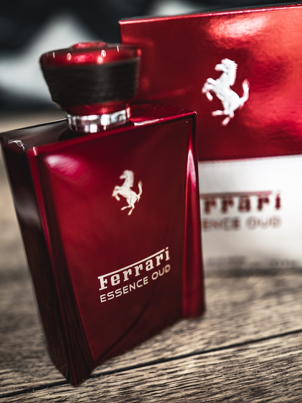 Ferrari Essence Oud Fragrance Review