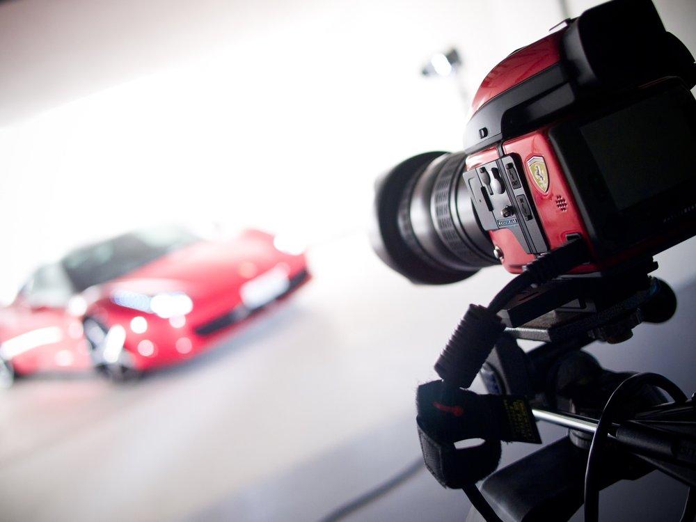 Hasselblad Ferrari Edition