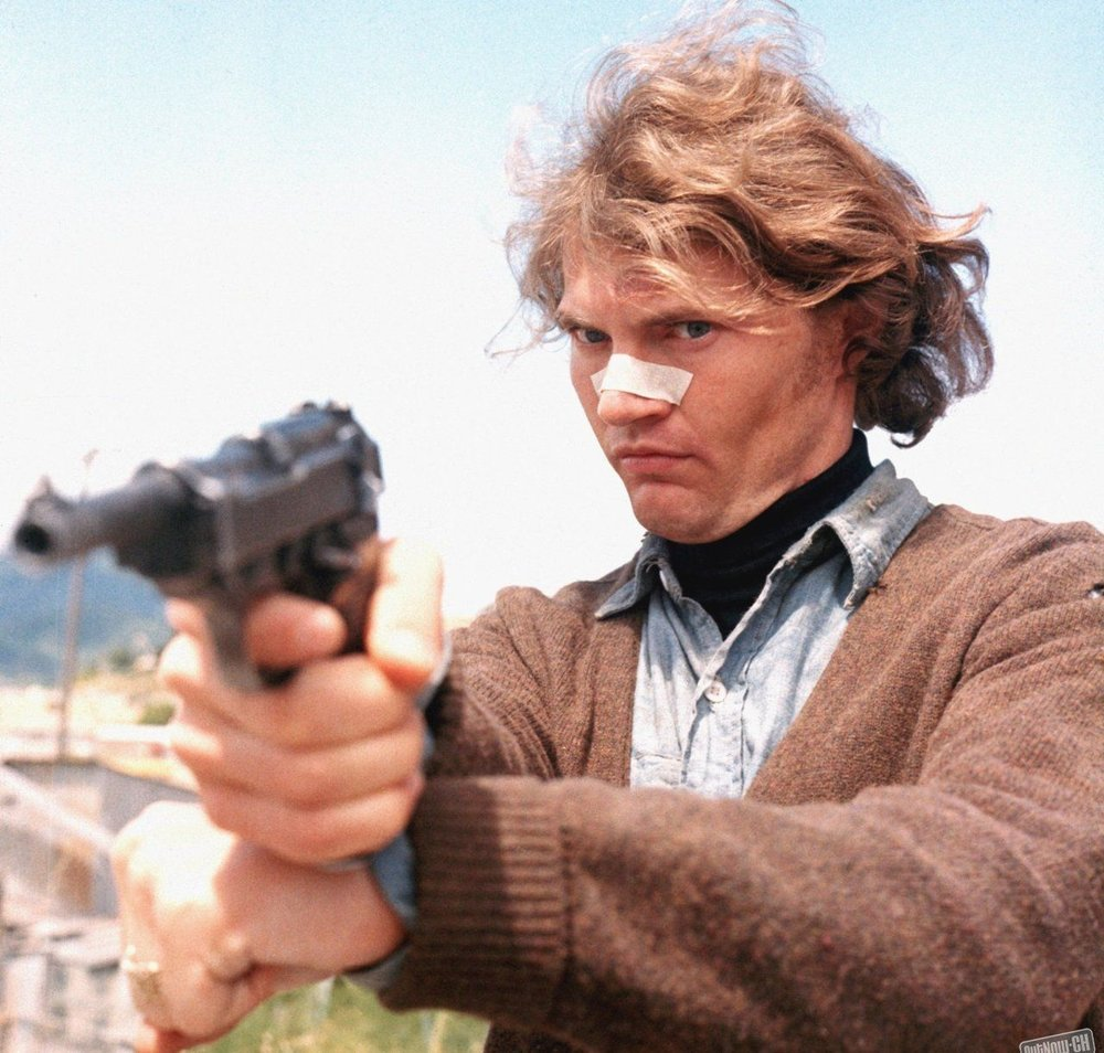 Dirty Harry Clint Eastwood Classic Movie Review