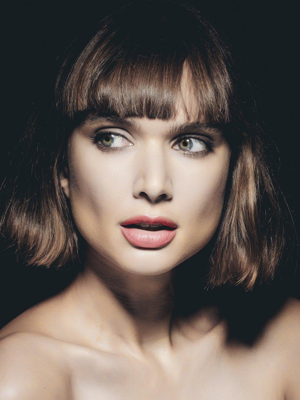 Rebecca Pearson Model Beauty Photoshoot Demonstration CameraWorld Live Jay McLaughlin Olympus OM-D E-M1 MarkII